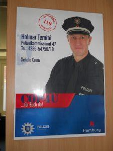 Unser Cop4U, Herr Ternité