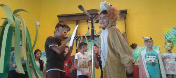 Theaterstück zur Einschulungsfeier 5 SC